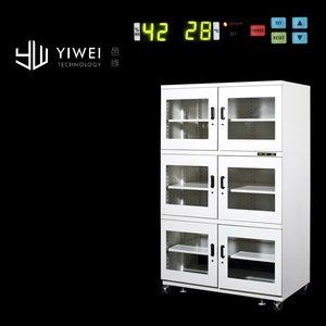 微電腦快速防潮箱 LE-1560